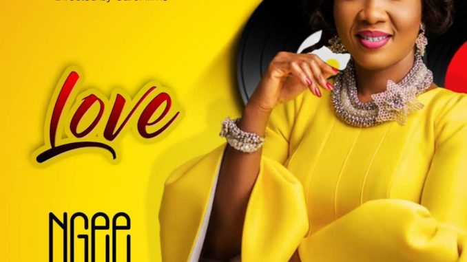 [Video] NGEE – Love (Official Video) || @ngeemuzic